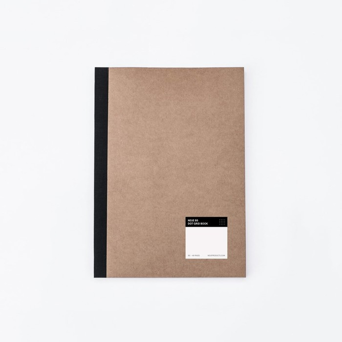 B5 Dot Grid Book by Neue
