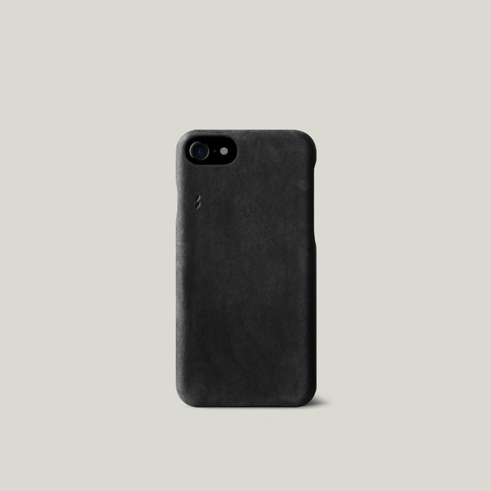 Dusty iPhone 7 Cover Black by Hard Graft