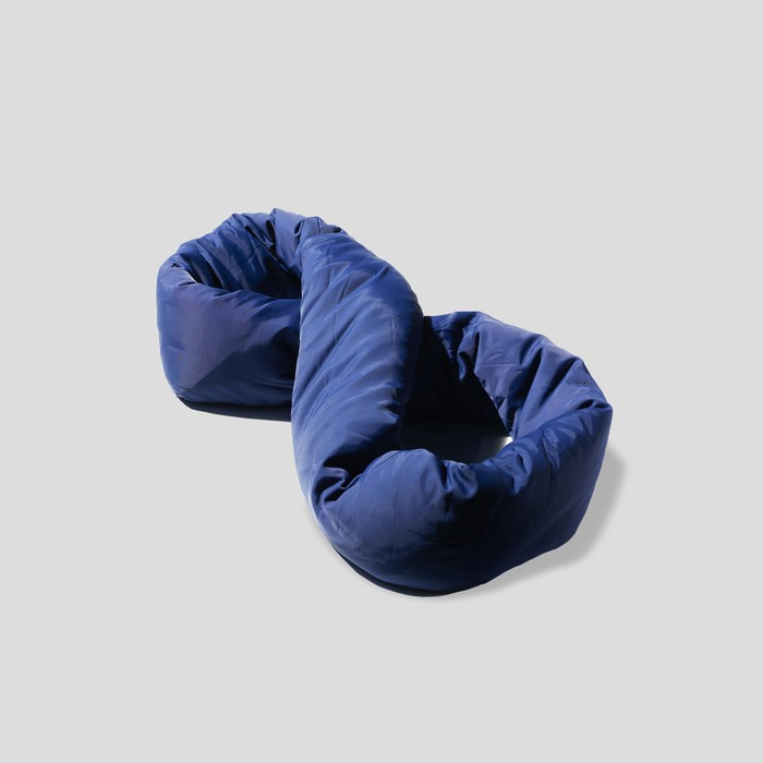 Infinity Pillow by Huzi Design