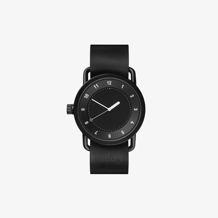 No.1 Black by TID Watches