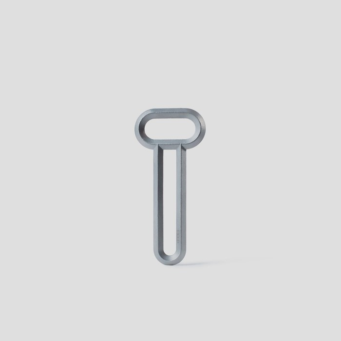 Loop Bottle Opener by Field