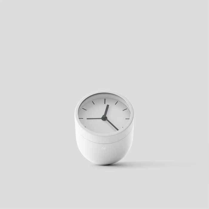 Norm Tumbler Alarm Clock by Menu