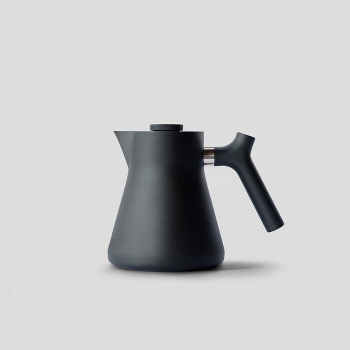 Raven Tea Kettle and Steeper by Fellow