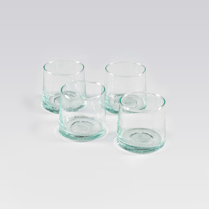 Low Glass Set by The Atlas Works