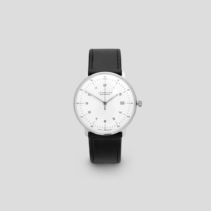 Max Bill Automatic by Junghans