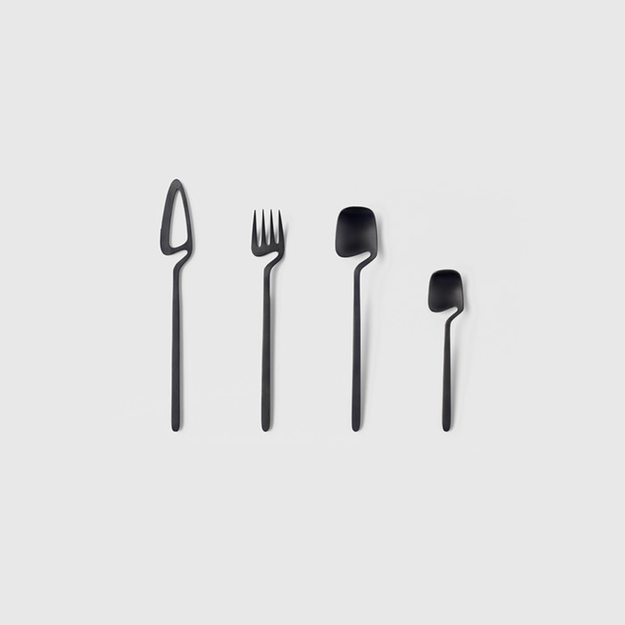 Skeleton Cutlery by Nendo x Valerie Objects
