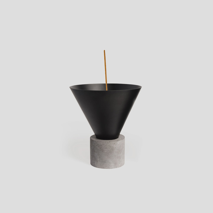 Void Incense Burner by Addition Studio